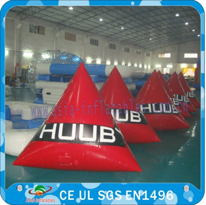 Outdoor Inflatable Water Sports / Inflatable Water Floating Buoy