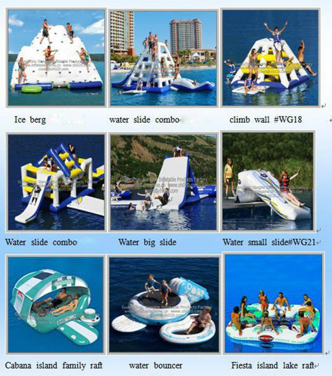 Aquaglide Jungle Joe 2 / Inflatable Water Toys For Water Park