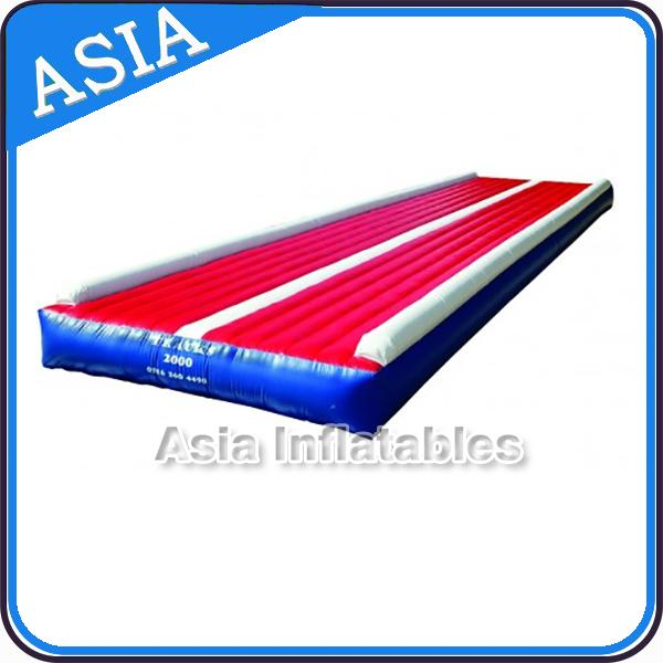 Yoga Training Inflatable Tumble Mattress With Constant Blower