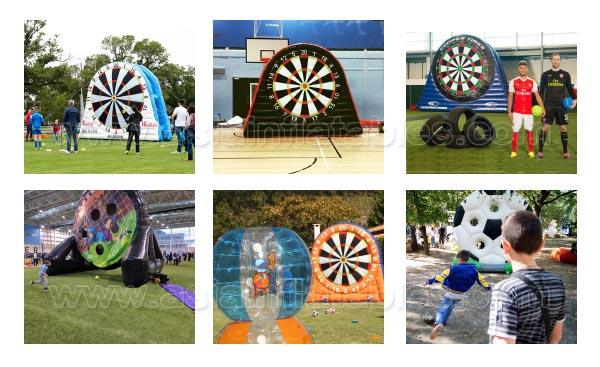 Inflatable Dartboard, Inflatable Soccer Dart , Inflatable Dart Game For Sale