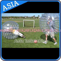 Chiny 0.8mm/1.0mm PVC/TPU Inflatable Bumper Ball , Soccer bubble , Bubble ball soccer , Inflatable bumper football fabryka