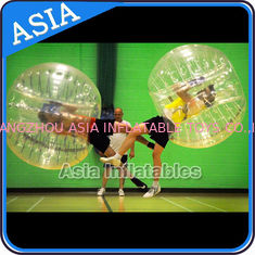 Chiny CE standard Inflatable Bumper Ball / TPU bubble soccer / Football zorb / Knocker ball fabryka