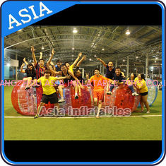 Chiny Hot colour inflatable bubble soccer , Kids inflatable bubble football , Human loopy ball fabryka