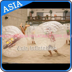 Chiny 0.8mm PVC/TPU Bubble ball soccer , Bubble soccer ball , Bubble soccer , Sumo bubble ball fabryka