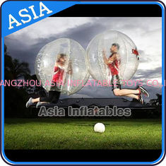 Chiny 1.0mm PVC/TPU Soccer bubble , Recreational soccer , Wholesale ball pit balls , Loopy ball fabryka