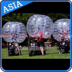Chiny Bubble Footballs , PVC and TPU Bumper Balls , Bubble Soccer ball , Human bubble football fabryka