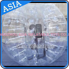 Chiny 1.7m Inflatable Bumper Ball , Inflatable Ball Suit , Soccer Bubble , Tpu Bubble Soccer fabryka