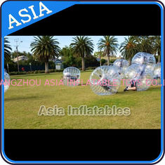 Chiny 1.0 TPU Inflatable Bumper Ball , Inflatable sumo ball , Bubble soccer , Bubble football fabryka