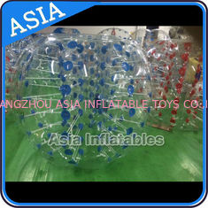 Chiny Colorful Inflatable Bumper Ball , Bubble soccer , Inflatable ball suit , Wholesale ball pit balls fabryka
