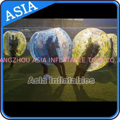 Chiny Full color PVC , Inflatable Bumper Ball , adult bubble soccer 1.5m , body zorb , human bubble football fabryka