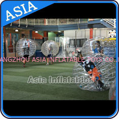 Chiny Outdoor Inflatable Bumper Ball , Loopyball bubble soccer , Bubble football fabryka