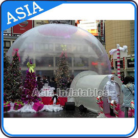 Christmas Inflatable Snow Globe / Giant Inflatable Snow Globe
