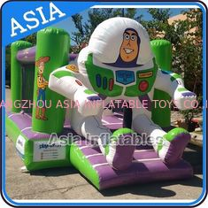 Chiny Outdoor Inflatable Toys Bouncer Jumping Castle For Children Park Games fabryka