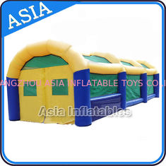 Chiny Amazing Inflatable Event Tent Paintabll Field Inflatable Party Tent fabryka