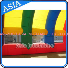 Chiny Water Proof High Performace Inflatable Yard Tent For Interactive Games fabryka