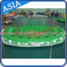 Chiny 3.3m X 2.1m Digital Printing UFO Inflatable Water Boat Customized Color fabryka