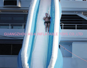 Chiny Outdoor Inflatable Auqa Sports, Airtight Water Slide For Sale fabryka