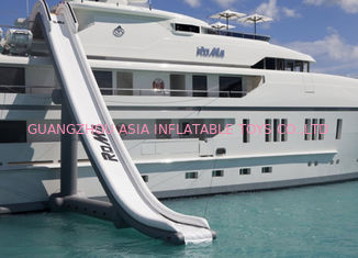 Chiny Customized Inflatable Water Sports, Inflatable Water Slide For Yacht Ship fabryka