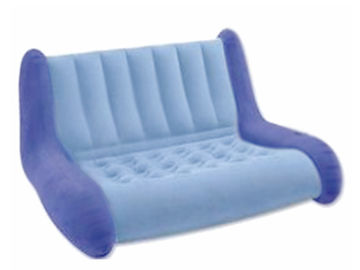 Chiny water proof and fireproof Advertising Inflatable Sofa couch with two seas fabryka
