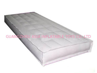Chiny White Color Single Sleep Comfortable Foldable Inflatable Air Matress Bed fabryka