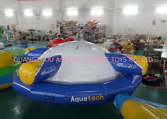 Chiny Inflatable Saturn , Inflatable Water Sports ,  Inflatable Water Toys fabryka