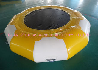 Chiny Inflatable Water Bounce , Inflatable Water Park Entertainment Sports fabryka