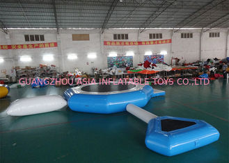 Chiny Rave Sports O-Zone Plus Water Bouncer Inflatable Water Games For Water Park fabryka
