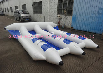 Chiny Firproof Custom Inflatable Flying Fish Boat Water Surfing Board Water Equipmen fabryka