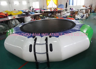 Chiny Hoe Sale Jump Water Trampoline ,  Inflatable Water Games For Water Park fabryka