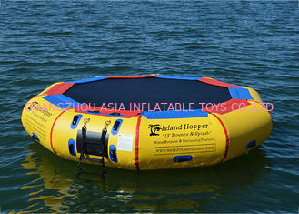 Chiny Overton's Escape Bouncer Package Inflatable Water Games With High Quality fabryka