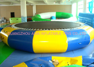 Chiny Cheap Water Trampoline Inflatable Water Games , Water Trampoline Manufacturer fabryka