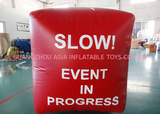 Chiny Inflatable Swim Buoys , Inflatable Buoy for Ocean Or Lake Advertising Water Games fabryka