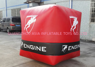 Chiny Funny Inflatable buoy For Promotion , Inflatable Paintball Bunker On Sale fabryka