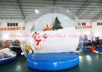 Chiny Inflatable Snow Globe / Bubble Tent for Take Ptoto and Exhibition fabryka