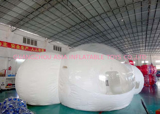 Chiny OEM PVC Inflatable Camping Bubble Tent Lodge for Wholesale fabryka