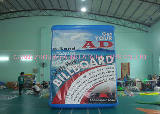 Chiny Water Billboard / outdoor Inflatable Advertising Billboard , Floating Billboard fabryka
