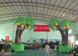 Chiny Customized Inflatable Tree Arch For Event , Outdoor Decoration Inflatable Arch fabryka