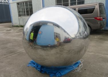 Chiny 2m Silver Helium Balloon And Blimps Stage Decoration Ball For Fashion Show fabryka