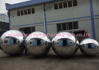 Chiny Hanging Helium Balloon And Blimps Inflatable Mirror Balloon For Decoration fabryka