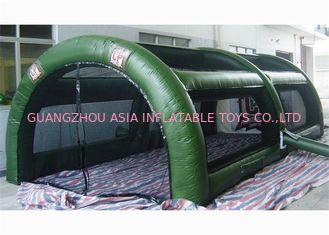 Chiny CE Approved Inflatable Paintball Tent Re - Usability Inflatable Air Tent fabryka