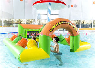 Chiny Water Light Strike Table Inflatable Sports Games With IPS For Toodler fabryka