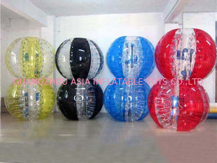 Chiny 1.5m colorful bubble soccer for adults , inflatable bumper ball fabryka