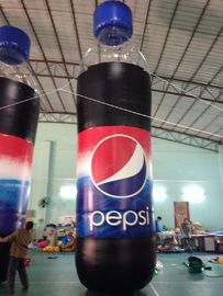 Chiny Custom Made Inflatable Can / Tin For Event Or Tradeshow fabryka
