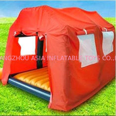 China Inflatable Camping Tent With Inflatable Floor