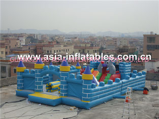 Best Selling Inflatable Fun Land, Inflatable Children Amusement Park Games