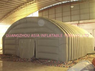 High quality inflatable shell tent, outdoor inflatable tunnel tent, inflatable tents