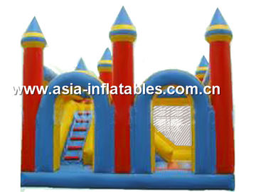 Funny inflatable combo/ inflatable bouncer with slide/ inflatable jumper