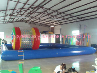 Chiny High Quality Colorful Kids Inflatable Pool for Water Ball Sports fabryka