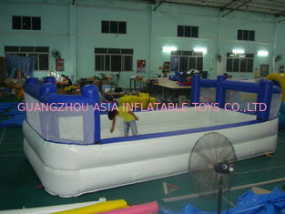 Chiny White Colour Kids Inflatable Pool with Back Walls fabryka