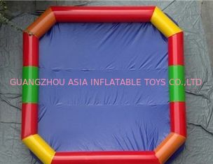 Corner Pool Kids Inflatable Pool for Water Games Play